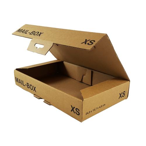 Postdoos XS - VerpakkingVoordeel.nl - Postdozen bestellen
