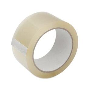 Transparante verpakkingstape Acryl (Low Noise) - Verpakking Voordeel