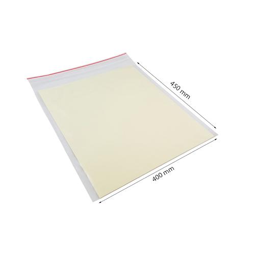 Gripzakje transparant 400 x 450 mm bij Verpakking Voordeel