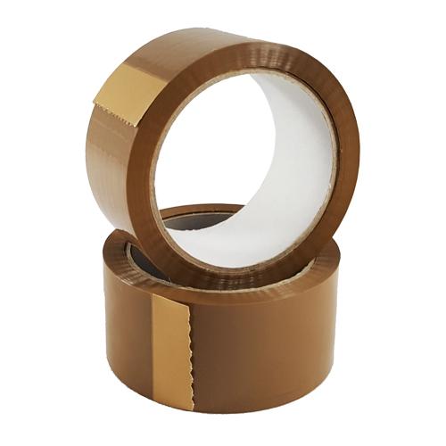 Verpakkingstape bruin bestellen - Verpakking Voordeel