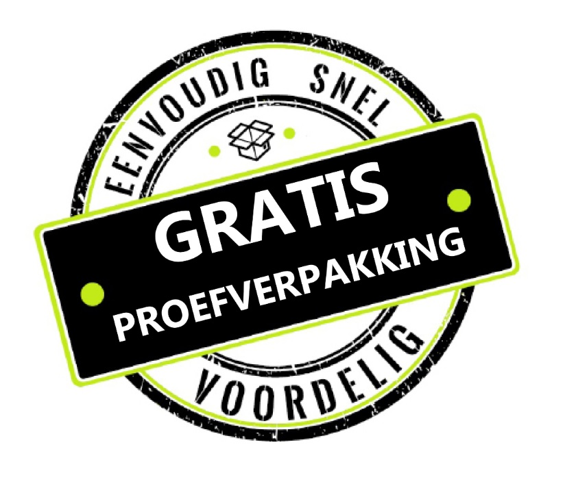 gratis proefverpakking